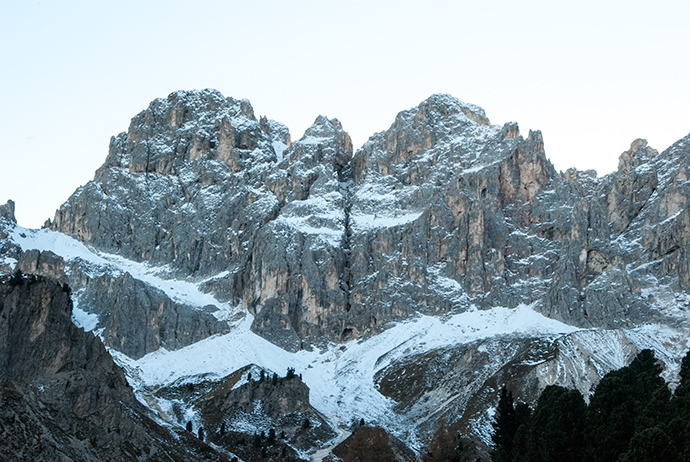 weekend in Val di Fassa