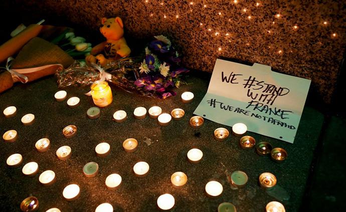 Ritrovarsi a Parigi nel giorno del suo 11 settembre