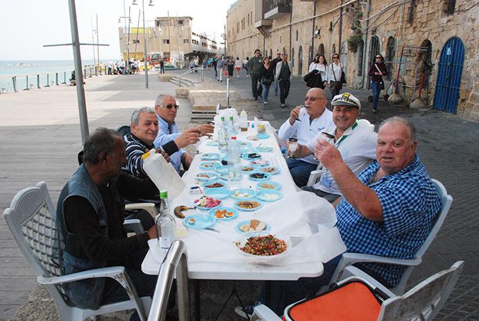 la cucina israeliana