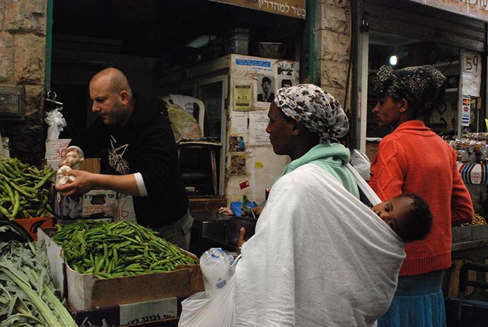 i migliori mercati in Israeli