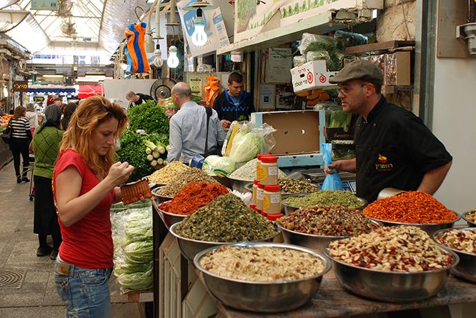 la cucina in Israeke
