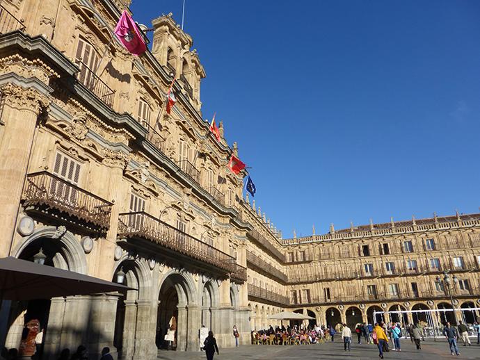 Viaggio a Salamanca