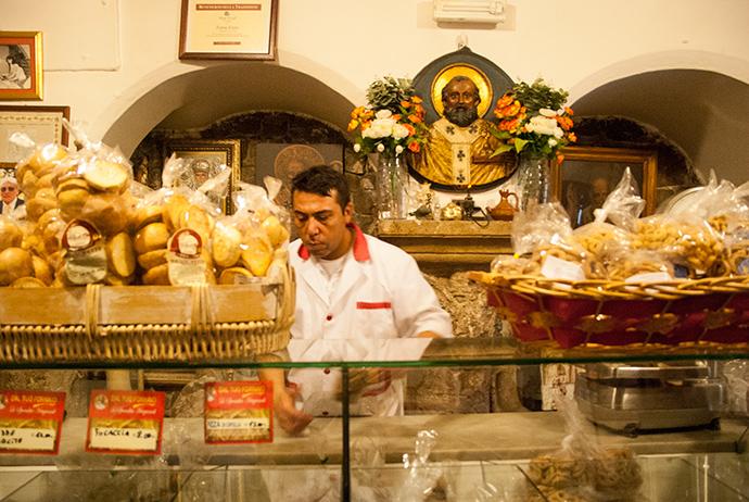 Bari street food