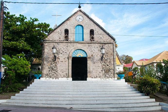 vedere a Guadalupa