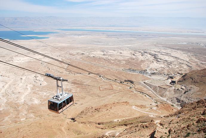 Israele---Masada