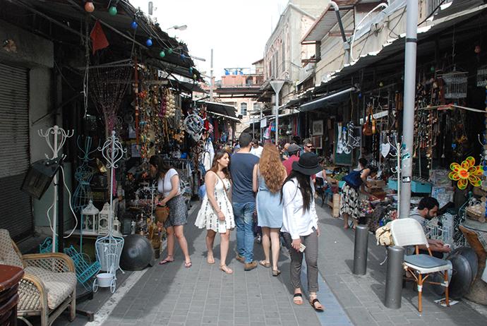Israele-Mercatino-Jaffa