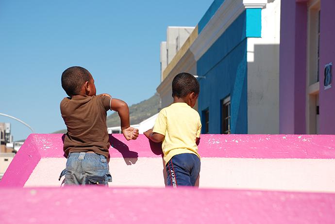 Viaggio in Africa Bambini