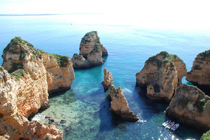 Viaggio in Algarve