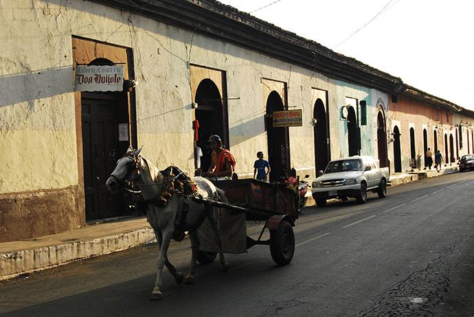 viaggio in Nicaragua: Leon