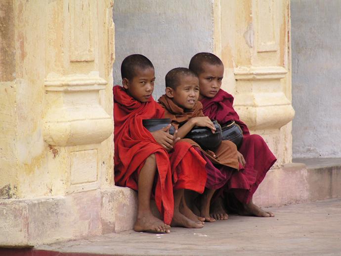 viaggio in Myanmar: la gente