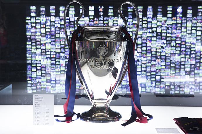 Camp Nou Experience Barcellona