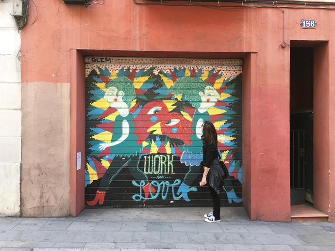 weekend con le amiche a Barcellona