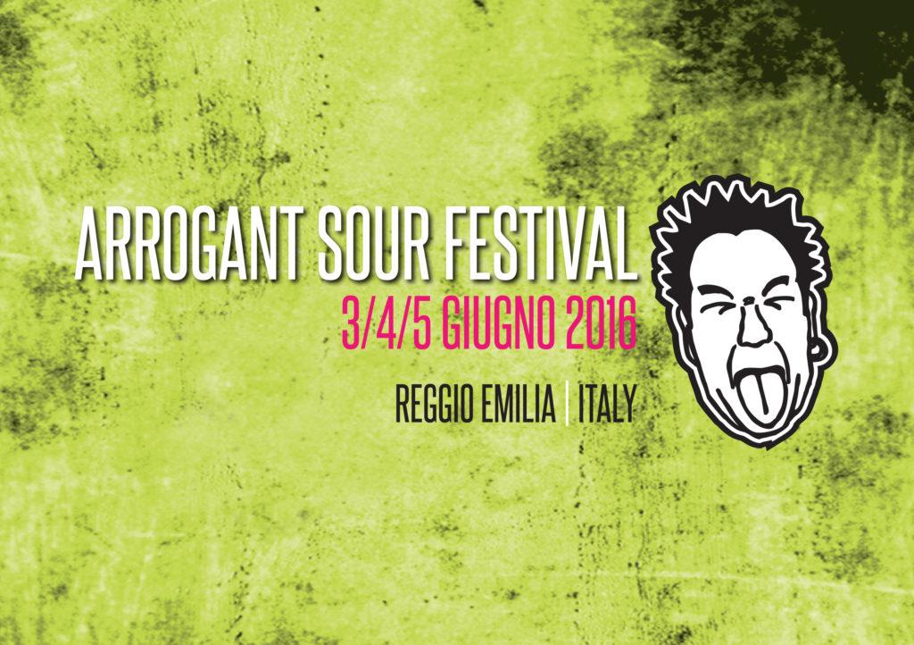 Arrogant Sour Festival