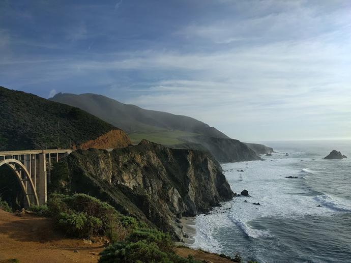 Da San Francisco a San Diego