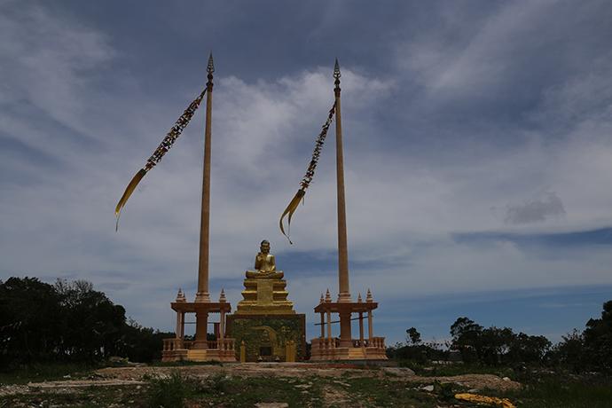 diario di viaggio in Cambogia templi