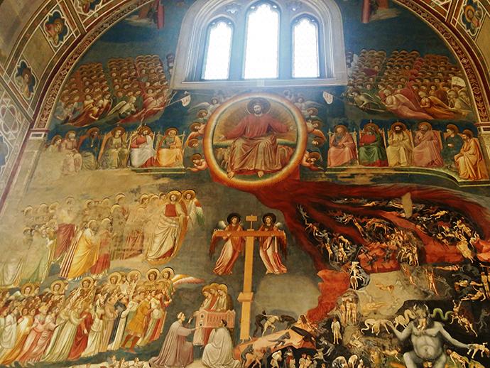 cappella degli Scrovegni giotto padova
