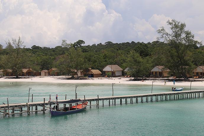 Itinerario di viaggio in Cambogia