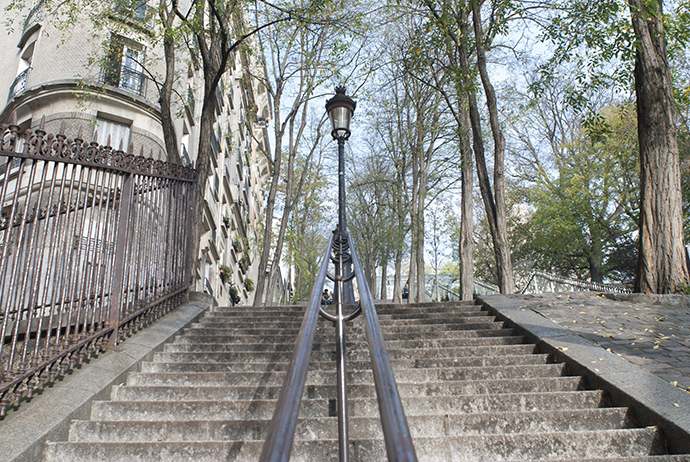 visitare Parigi