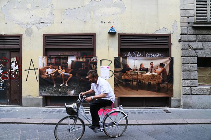 Via Roma Fotografia Europea circuito off
