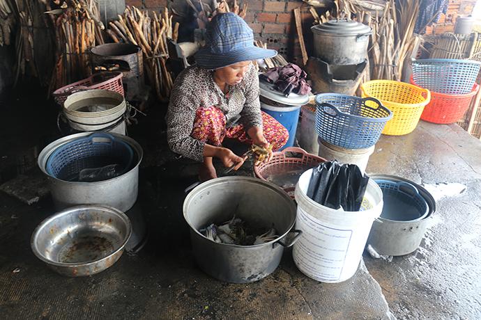 Itinerario di viaggio in Cambogia Kep