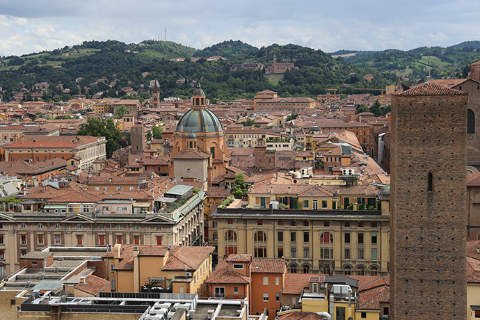 visitare Bologna