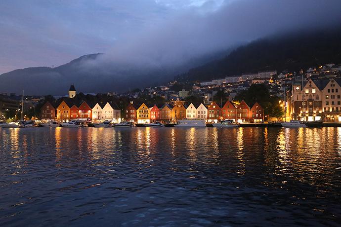 Visitare Bergen
