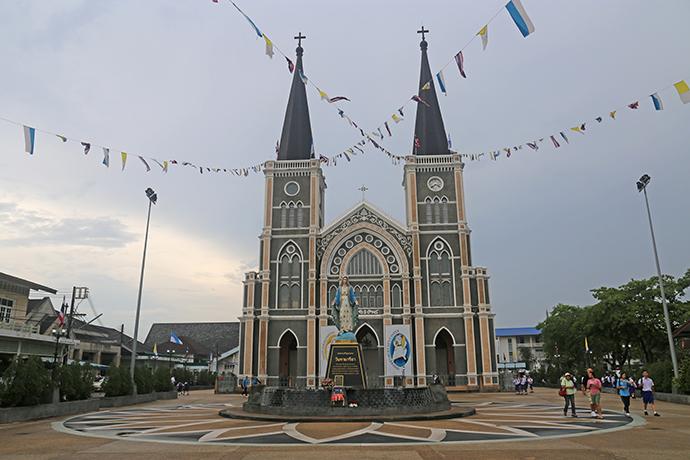 Chanthanburi cosa vedere in Thailandia