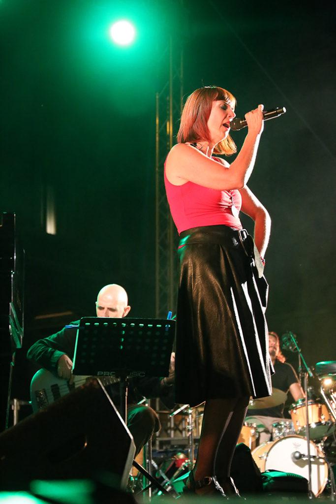 Cristina Donà Festival Mundus Reggio Emilia