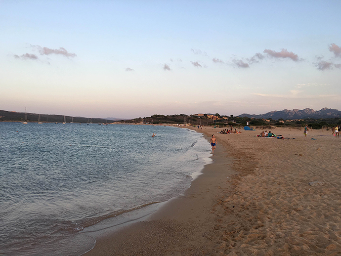isola dei gabbiani Sardegna
