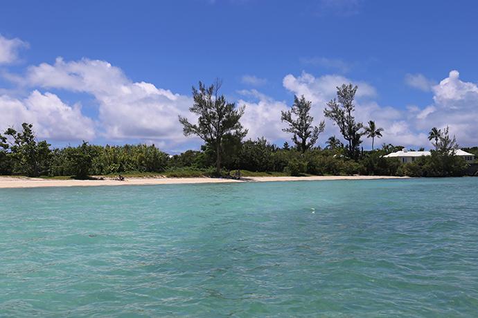spiagge di bermuda