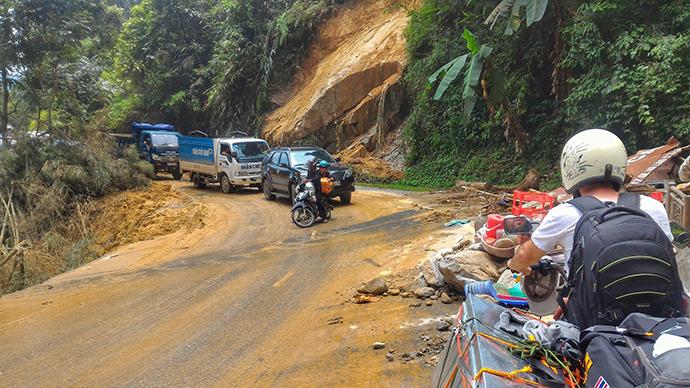 Vietnam in moto