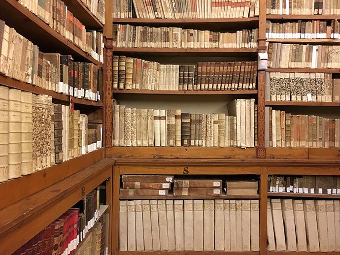 Guastalla Biblioteca