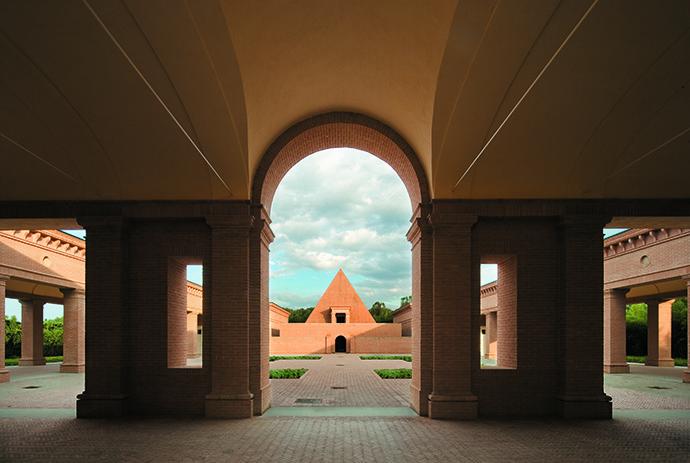 il Labirinto della Masone di Fontanellato, Parma