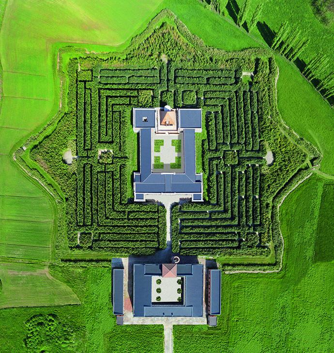 Labirinto Fontannelato