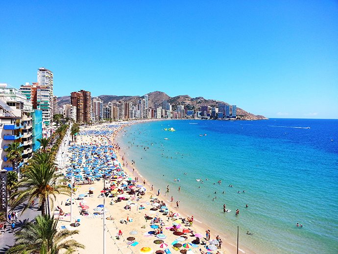 Benidorm Cosa Fare E Cosa Vedere In Vacanza In Spagna