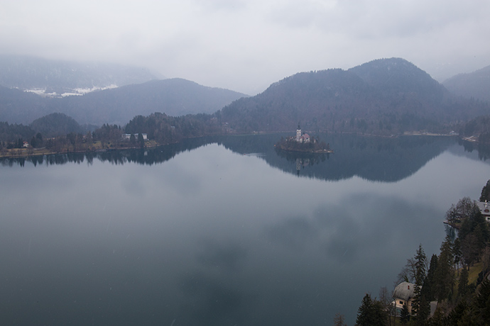 Lago di Bled cosa vedere