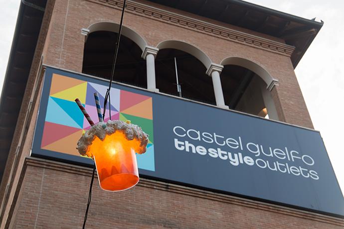 Spassatempo rassegna riluce Castel Guelfo The Style Outlets