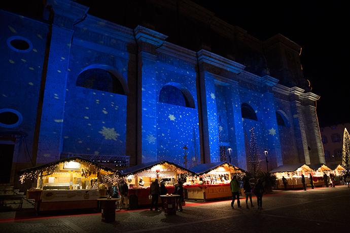 Weekend a Riva del Garda a Natale