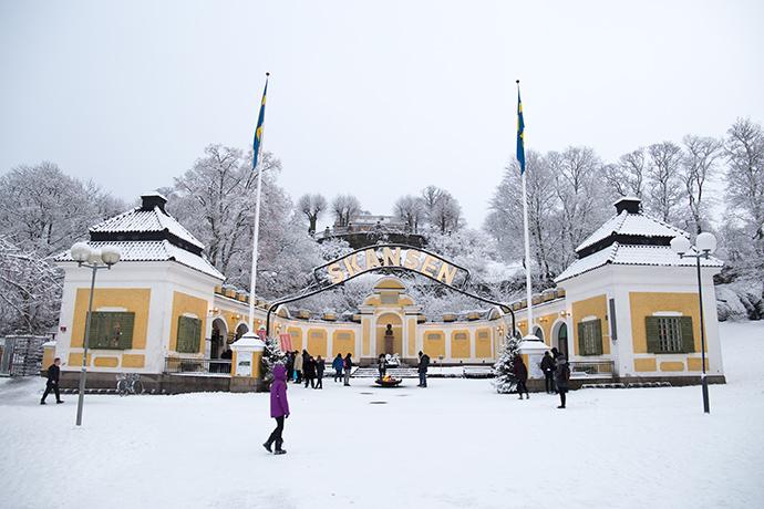 santa lucia svedese Stoccolma