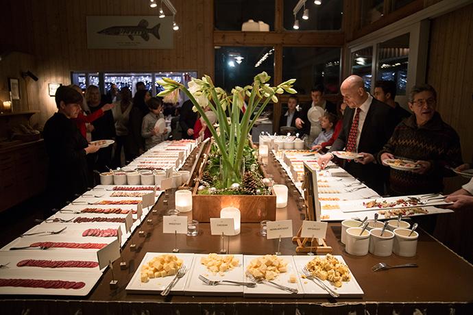 buffet di Natale Stoccolma