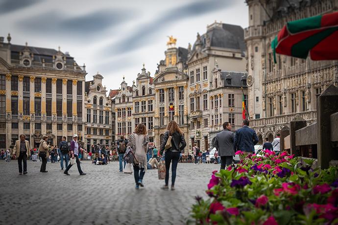 Tour d'Europa Bruxelles