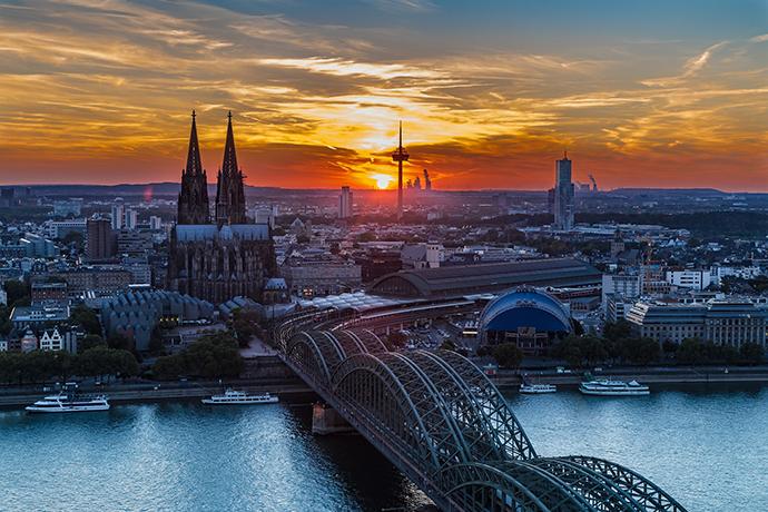 Tour d'Europa Colonia
