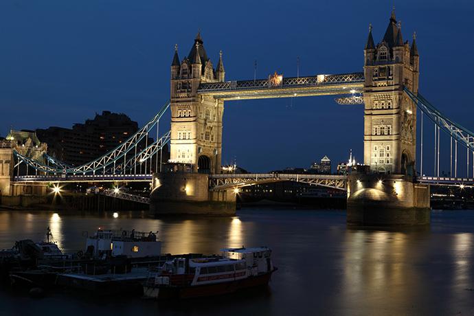Tour d'Europa Londra