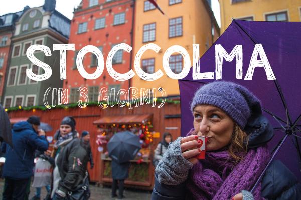 Cosa fare a Stoccolma in tre giorni: il video