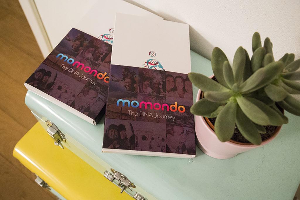 DNA Journey test DNA Momondo