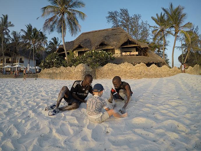 andare in Kenya coi bambini piccoli