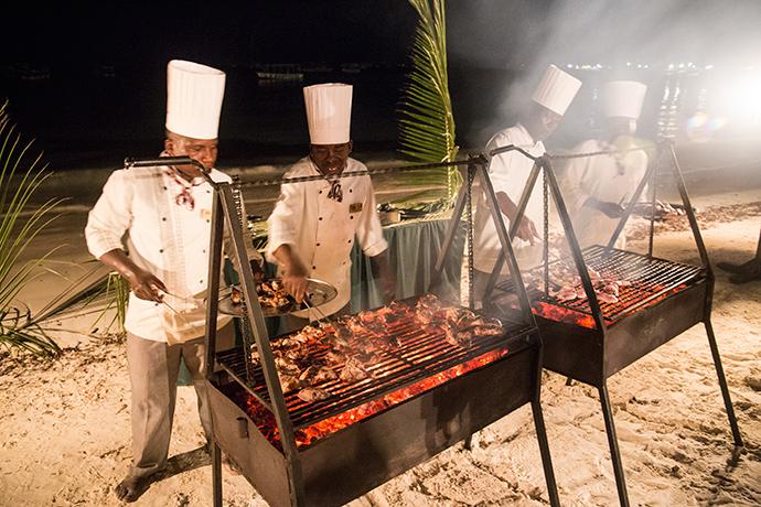 cena africana in Kenya