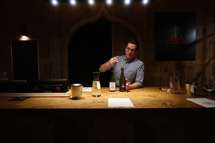 Merano cantine vinicole Tenuta Kranzelhof