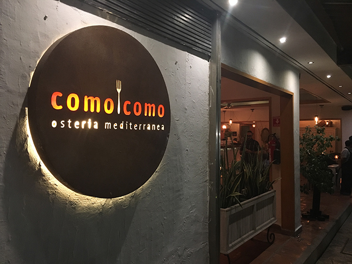 dove cenare a Playa del Carmen