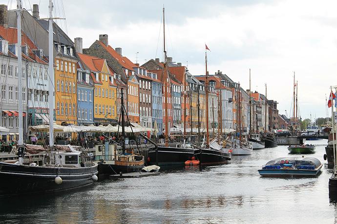 weekend a Copenaghen